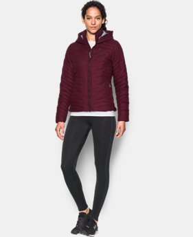 Women's UA ColdGear® Reactor Hooded Jacket  4 Colors $259.99