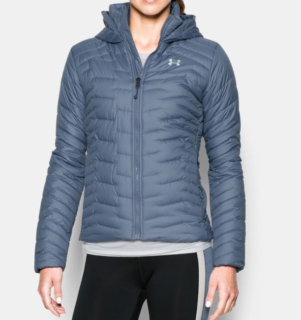 68800932c Women's UA ColdGear® Reactor Hooded Jacket | Under Armour US