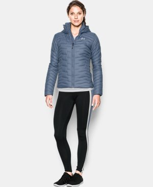 Women's UA ColdGear® Reactor Hooded Jacket   $224.99