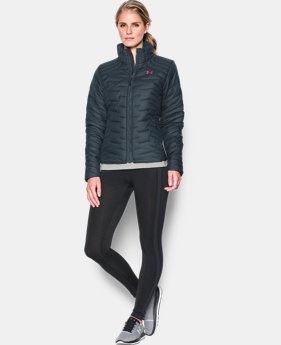 Best Seller Women's UA ColdGear® Reactor Jacket  3 Colors $199.99
