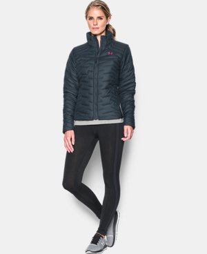 Women's UA ColdGear® Reactor Jacket   $229.99