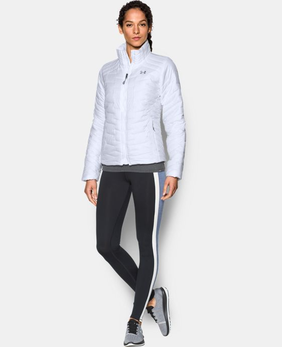 Women's UA ColdGear® Reactor Jacket  4 Colors $229.99