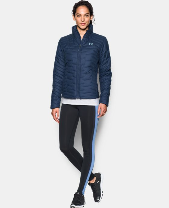 Best Seller Women's UA ColdGear® Reactor Jacket  2 Colors $199.99