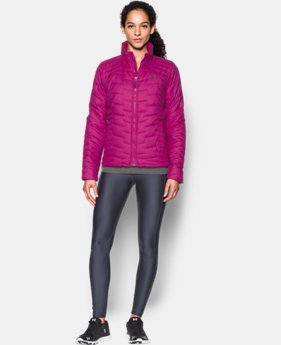 Women's UA ColdGear® Reactor Jacket  1 Color $112.99