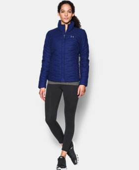 Women's UA ColdGear® Reactor Jacket   $119.99 to $149.99