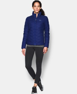 Best Seller Women's UA ColdGear® Reactor Jacket LIMITED TIME: FREE U.S. SHIPPING 2 Colors $199.99