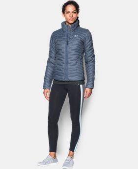 Women's UA ColdGear® Reactor Jacket  1 Color $112.99 to $119.99