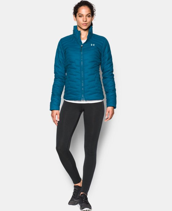 New Arrival  Women's UA ColdGear® Reactor Jacket LIMITED TIME: FREE SHIPPING 1 Color $229.99