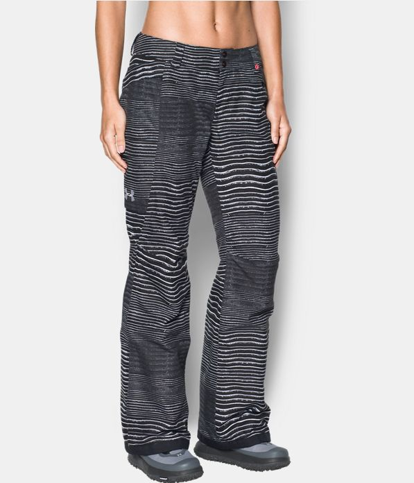 Women S Ua Coldgear 174 Infrared Chutes Insulated Pants Under Armour Us