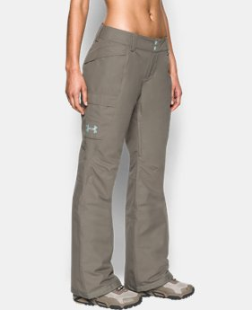 New Arrival Women's UA ColdGear® Infrared Chutes Insulated Pants  5 Colors $159.99