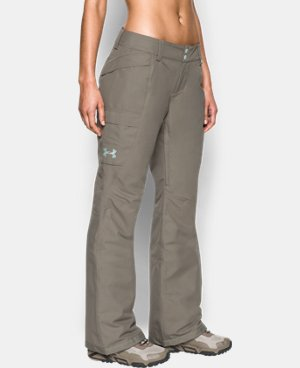 New Arrival Women's UA ColdGear® Infrared Chutes Insulated Pants  2 Colors $159.99