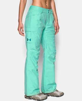 Women's UA ColdGear® Infrared Chutes Insulated Pants LIMITED TIME: FREE U.S. SHIPPING 1 Color $159.99