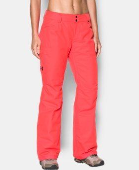 Women's UA ColdGear® Infrared Chutes Insulated Pants  2 Colors $159.99