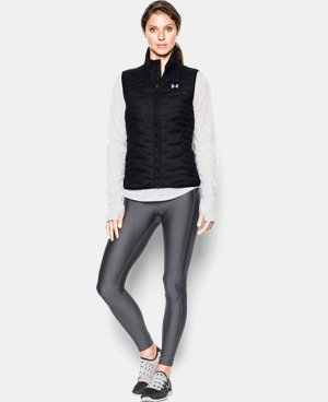 New Arrival  Women's UA ColdGear® Reactor Vest LIMITED TIME: FREE SHIPPING 1 Color $144.99