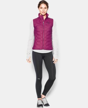 Women's UA ColdGear® Reactor Vest  4 Colors $124.99
