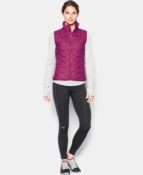 Women's UA ColdGear® Reactor Vest LIMITED TIME: FREE U.S. SHIPPING 1 Color $124.99