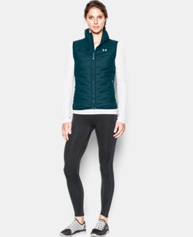 Women's UA ColdGear® Reactor Vest  2 Colors $124.99