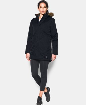 Woman's UA ColdGear® Reactor Voltage Parka  1 Color $344.99