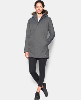 New Arrival Woman's UA ColdGear® Reactor Voltage Parka  2 Colors $299.99