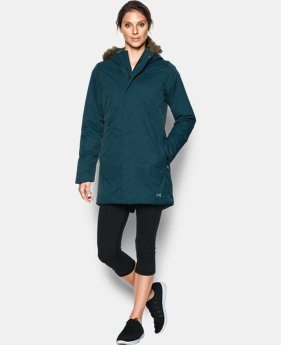 Woman's UA ColdGear® Reactor Voltage Parka  1 Color $299.99
