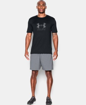 Men's UA Run Icon T-Shirt  LIMITED TIME: FREE SHIPPING 1 Color $27.99