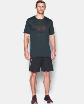 Men's UA Run Icon T-Shirt    $27.99