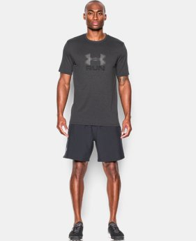 Men's UA Run Icon T-Shirt  LIMITED TIME: FREE SHIPPING 2 Colors $27.99