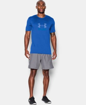 Men's UA Run Icon T-Shirt   5 Colors $27.99