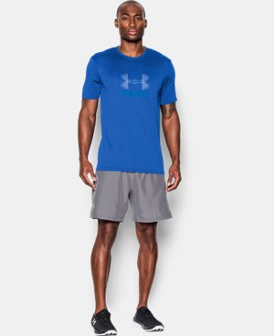 Men's UA Run Icon T-Shirt   1 Color $27.99