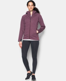 Women's UA ColdGear® Dobson Softershell  3 Colors $124.99