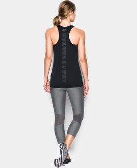 Women's UA Tech™ Branded Tank  1 Color $27.99