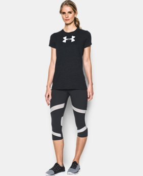 Best Seller Women's UA Favorite Branded Short Sleeve LIMITED TIME: FREE U.S. SHIPPING 1 Color $24.99