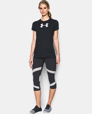 Best Seller Women's UA Favorite Branded Short Sleeve LIMITED TIME: FREE U.S. SHIPPING 2 Colors $24.99