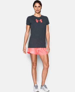 Best Seller Women's UA Favorite Branded Short Sleeve   $24.99