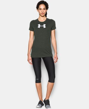 Best Seller Women's UA Favorite Branded Short Sleeve  3 Colors $24.99