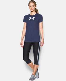 Women's UA Favorite Branded Short Sleeve  2 Colors $24.99