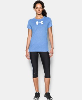 Women's UA Favorite Branded Short Sleeve