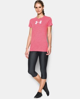 Women's UA Favorite Branded Short Sleeve LIMITED TIME: FREE SHIPPING 1 Color $29.99