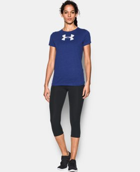 Women's UA Favorite Branded Short Sleeve  1 Color $14.24
