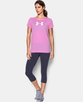 Best Seller Women's UA Favorite Branded Short Sleeve LIMITED TIME: FREE SHIPPING 2 Colors $24.99