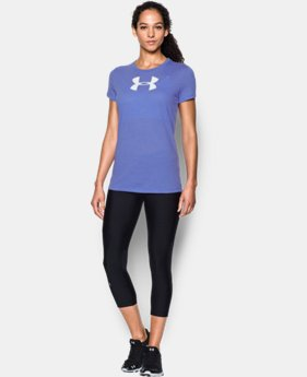 Women's UA Favorite Branded Short Sleeve LIMITED TIME: FREE SHIPPING 1 Color $22.99 to $29.99