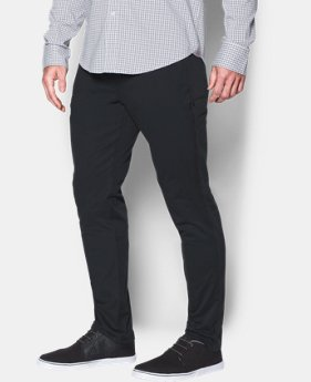 New Arrival  Men's UA Performance 5-Pocket Chino  LIMITED TIME: FREE SHIPPING 1 Color $104.99