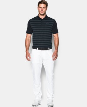 New Arrival  Men's UA coldblack® Tempo Polo   $79.99