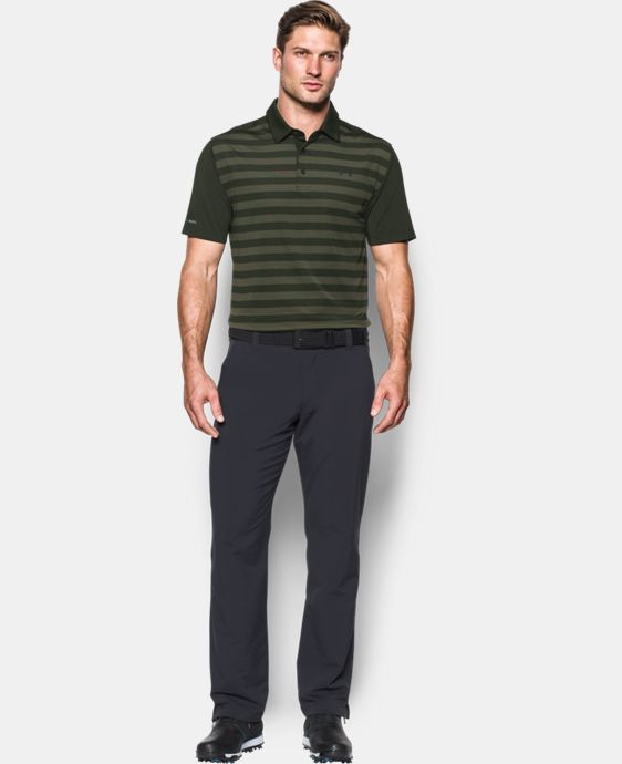 Men's UA coldblack® Tempo Polo LIMITED TIME: FREE U.S. SHIPPING  $39.74 to $52.99