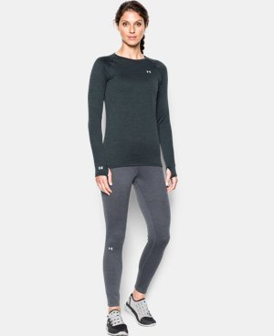 Women's UA Base™ 2.0 Crew LIMITED TIME: FREE SHIPPING 2 Colors $64.99