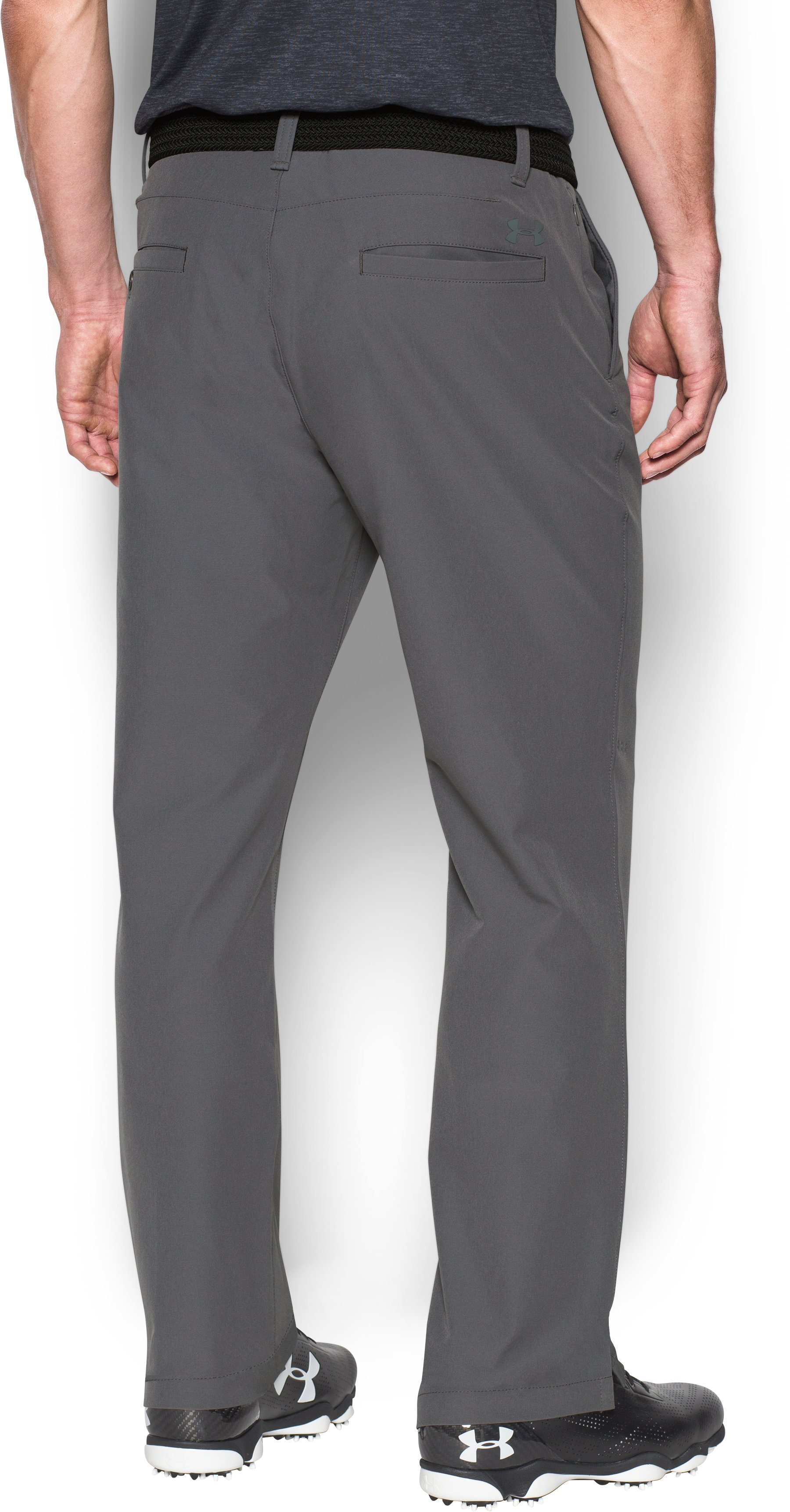 Men's ColdGear® Infrared Match Play Pants — Straight Leg, Graphite,