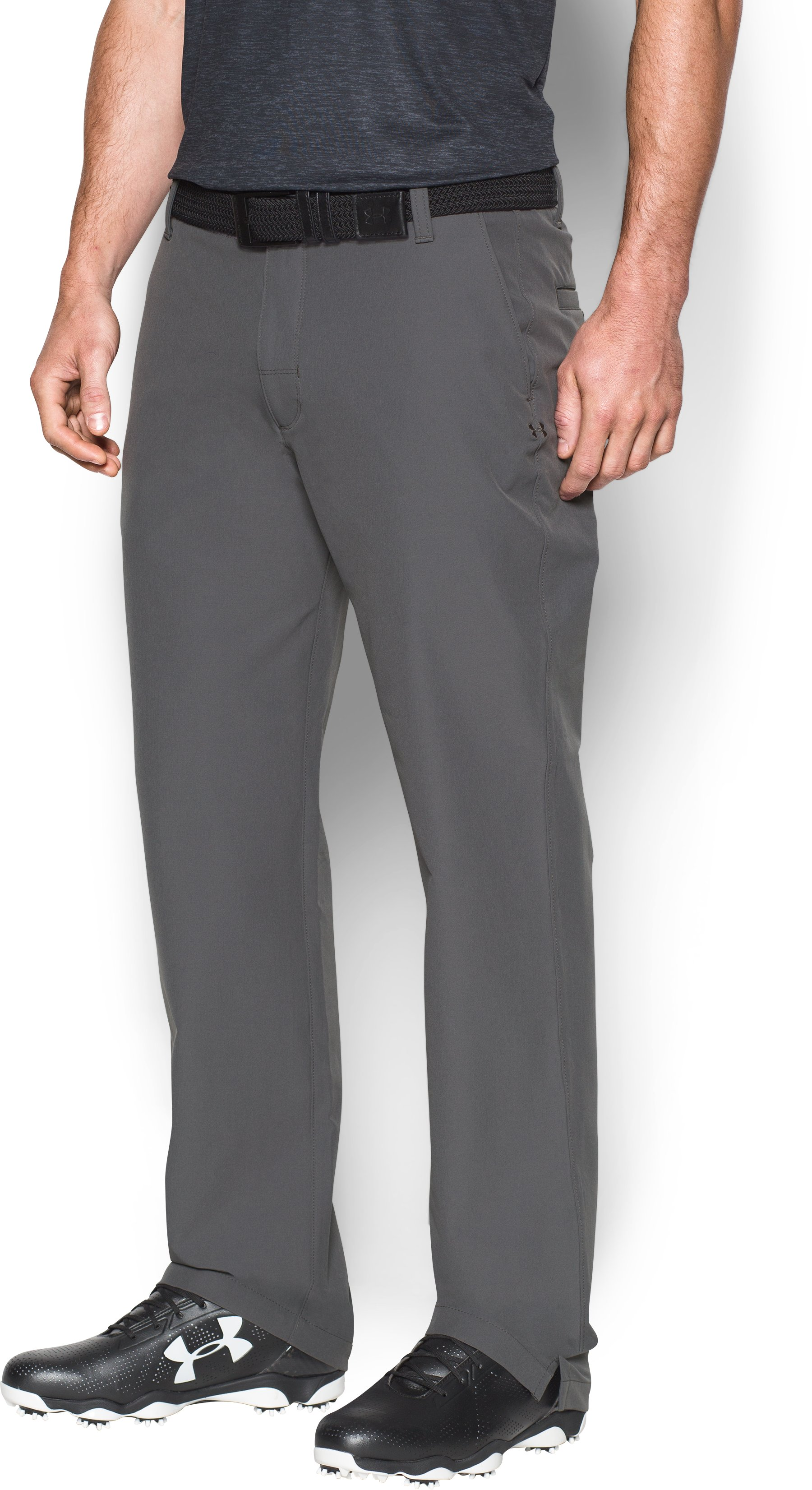 Men's ColdGear® Infrared Match Play Pants — Straight Leg, Graphite