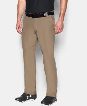 Best Seller Men's ColdGear® Infrared Match Play Pants – Straight Leg  4 Colors $94.99