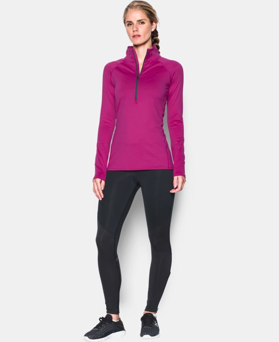 Women's UA ColdGear® Infrared EVO 1/2 Zip   $56.99