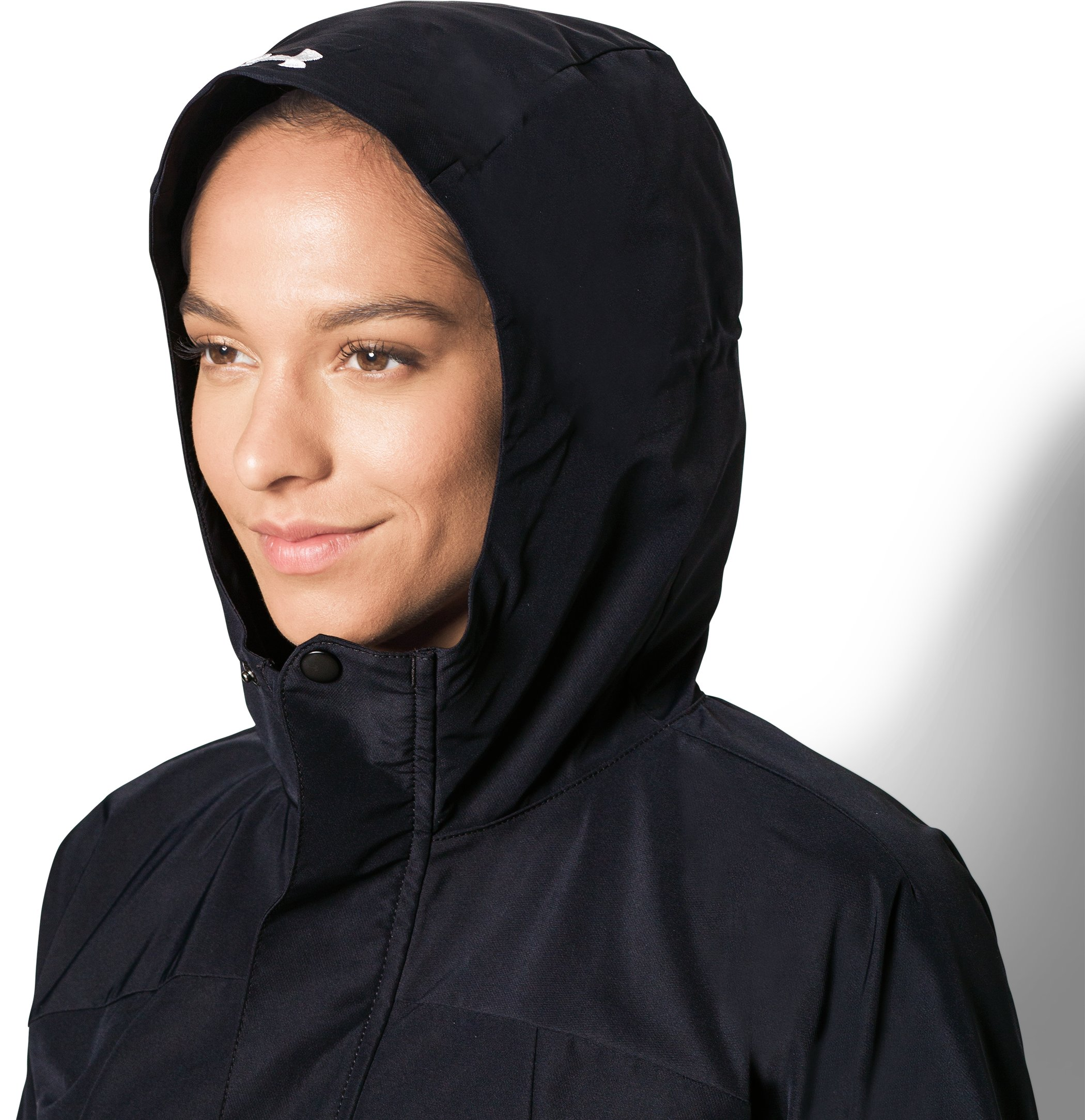 Women's UA Ridgely Jacket, Black , undefined